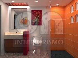 baño, interiorismo, remodelacion, atemporal