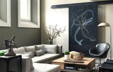 ideas-decoracion-puertas-pintadas-en-pizarra