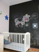 pintura-de-pizarra-en-dormitorios-de-ninos